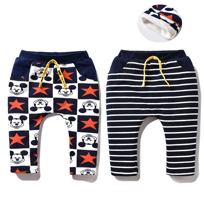 (double cotton)2015 new fashion winter baby gils boys pants thicken cotton children padding harem pants 0-4Y(6 colors)<br><br>Aliexpress