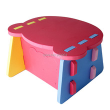 New kids foam EVA learning table,DESK cool children dinette, international quality certification + free shipping(China (Mainland))