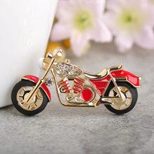 Blucome สีแดงรถจักรยานยนต์(China)