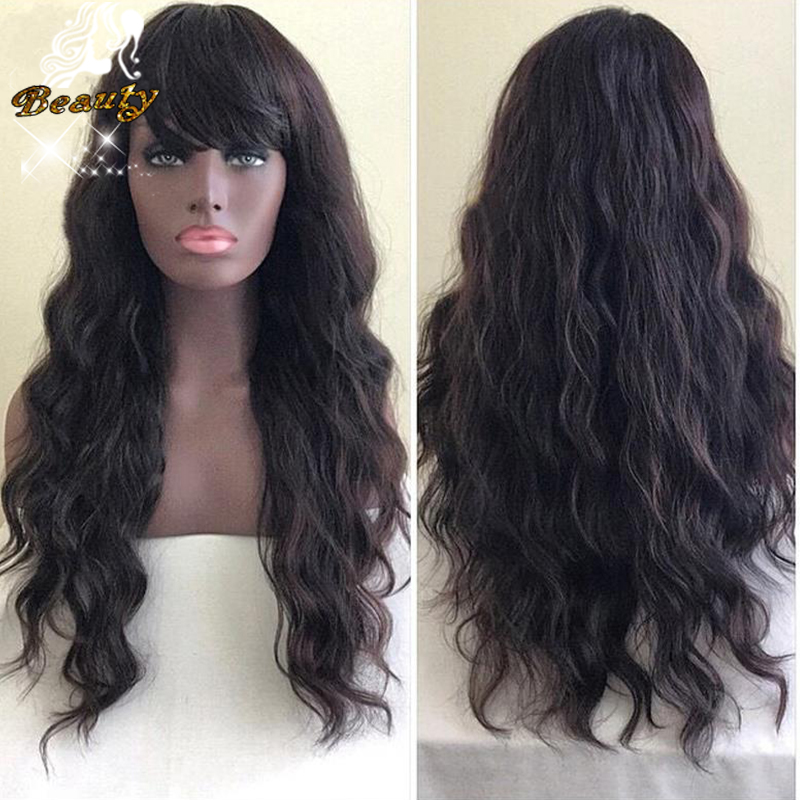 7A Best Full Lace Wig water Wave Brazilian Virgin Hair Unprocessed Full Lace Front Human Hair Wig with Baby Hair for Black Women<br><br>Aliexpress