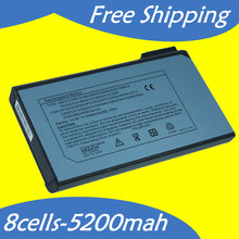 Laptop battery for Dell 01J433 8M815 BAT-I3700 4K085 For Latitude CPi C D R CPt C S V CPx H J Series PP01 PPL PPX C500 C640 C800(China (Mainland))