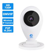 JOOAN NEW  Smart security cctv Surveillance camera 720P Mega pixel HD WiFi IP Camera Wireless TF Card Storage P2P H.264 Algorith
