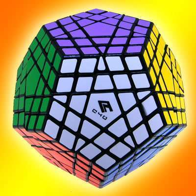 5 5 magic cube magic cube c 4u cube4 u gigaminx free air mail