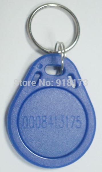 500pcs/bag 125Khz RFID Proximity EM ID Card Token Tags Key Keyfobs for Access Control Time Attendance(China (Mainland))