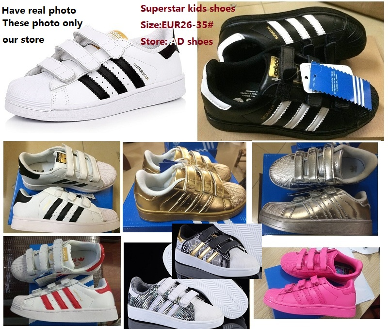 Zapatillas Superstar Aliexpress