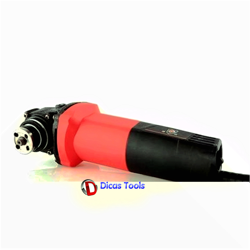 red color multifunctional 220v electric angle grinder power cutting polishing sanding grinding waxing tool short handle combo 2<br><br>Aliexpress