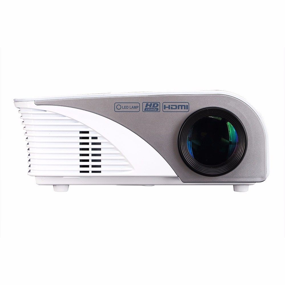 New mini projector for home cinema 1200lm 1500 1 800 480 for Best micro projector 2016