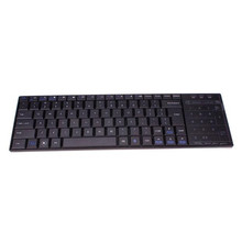 Buy D3 Details Bluetooth 3.0 Ultra Slim Mini Keyboard Touch Pad Mouse iOS Windows Android for $15.68 in AliExpress store