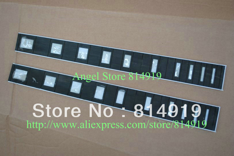 1 pcs unfinished Ebony fingerboard Electric guitar neck Wholesale factory to sell(China (Mainland))