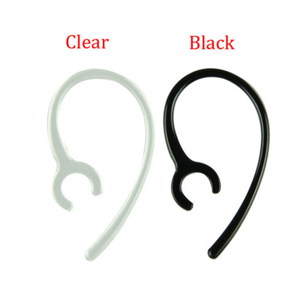 8pcs/Lot Ear Hook Loop Clip Replacement Bluetooth Repair Parts One size fits most 8mm(China (Mainland))