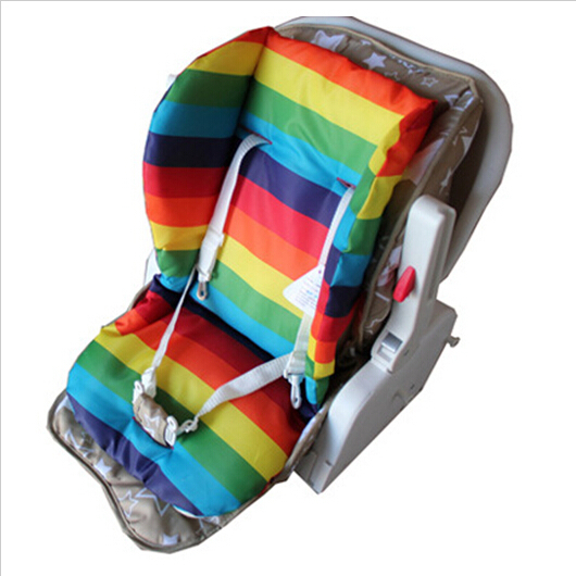 Wholesale Stroller Mat Waterproof Baby Stroller Pad Child Carriage Car Umbrella Cart Seat Cushion BB Car Thermal Thicken Pad(China (Mainland))