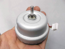 DC 24V 5000RPM Mute Brushless Motor With Dual Ball Bearing outer rotor motor(China (Mainland))