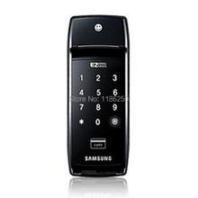 Digital Door Lock Samsung EZON SHS-2320 Keyless TouchPad Quick Open System New +4Pcs Tag Card(China (Mainland))