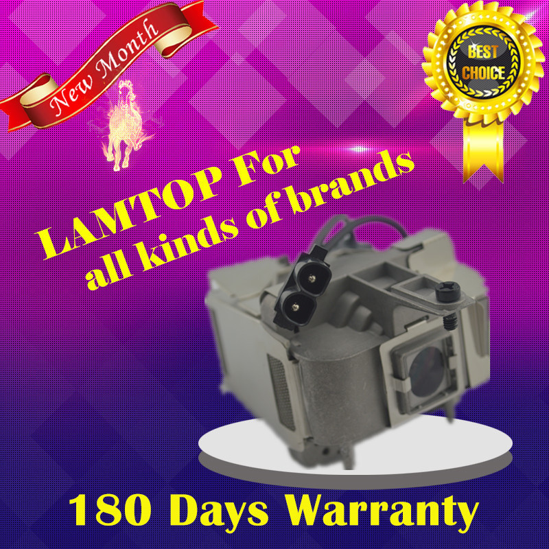 FREE SHIPPING   LAMTOP  180 days warranty  lamp with housing   SP-LAMP-019  for  C185<br><br>Aliexpress