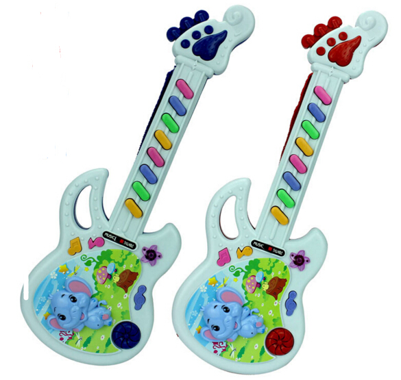 Toy guitar baby musical instrument musical keyboard children toys(China (Mainland))