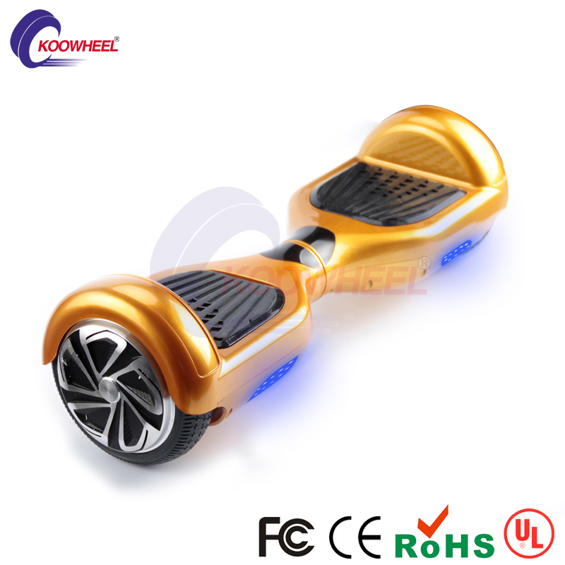 6.5 inch koowheel 2 wheel hover boards with Samgsung battery electric hoverboard smart hoverboards pennyboard hoover board(China (Mainland))