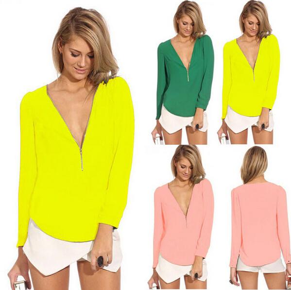 Женские блузки и Рубашки DN V s/xxl Blusas Femininas Sexy женские блузки и рубашки cool fashion 16 s xxxl t blusas femininas tc0099