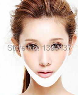Forma de emagrecimento beleza de levantamento máscara