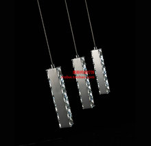2014 hot sell Led crystal  dream frisson modern restaurant lamp  pendant lamp  free shipping(China (Mainland))