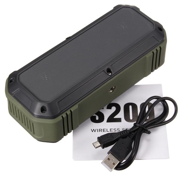 Аудио колонка NFC Bluetooth S200