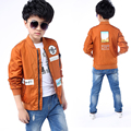 Spring Fashion Boys Jacket Kids Clothes 2016 Bomber Jacket Baby Boy Outwear 3 13T Children s