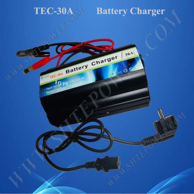 30a ac dc battery charger 12v automatic battery charger 12V 30a battery charger(China (Mainland))