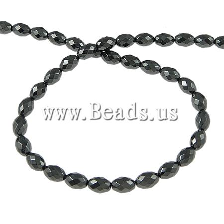 Free shipping!!!Non-Manet Hematite Beads,Personality, Oval, black, A, 8x6mm, Hole:prox 1mm, Lenth:15.5 Inch, 10Strands/Lot<br><br>Aliexpress