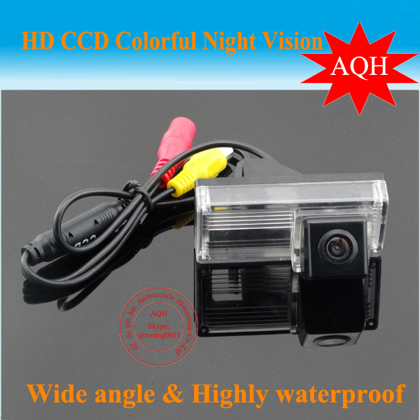 CCD HD night vision Car Rear View camera Backup Camera rear monitor paking system for TOYOTA LAND CRUISER 200 LC200 REIZ 09(China (Mainland))