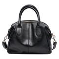 Designer Women PU Leather Handbag Ladies Boston Messenger Bags Female Fashion Shoulder Crossbody Bags Small Purses