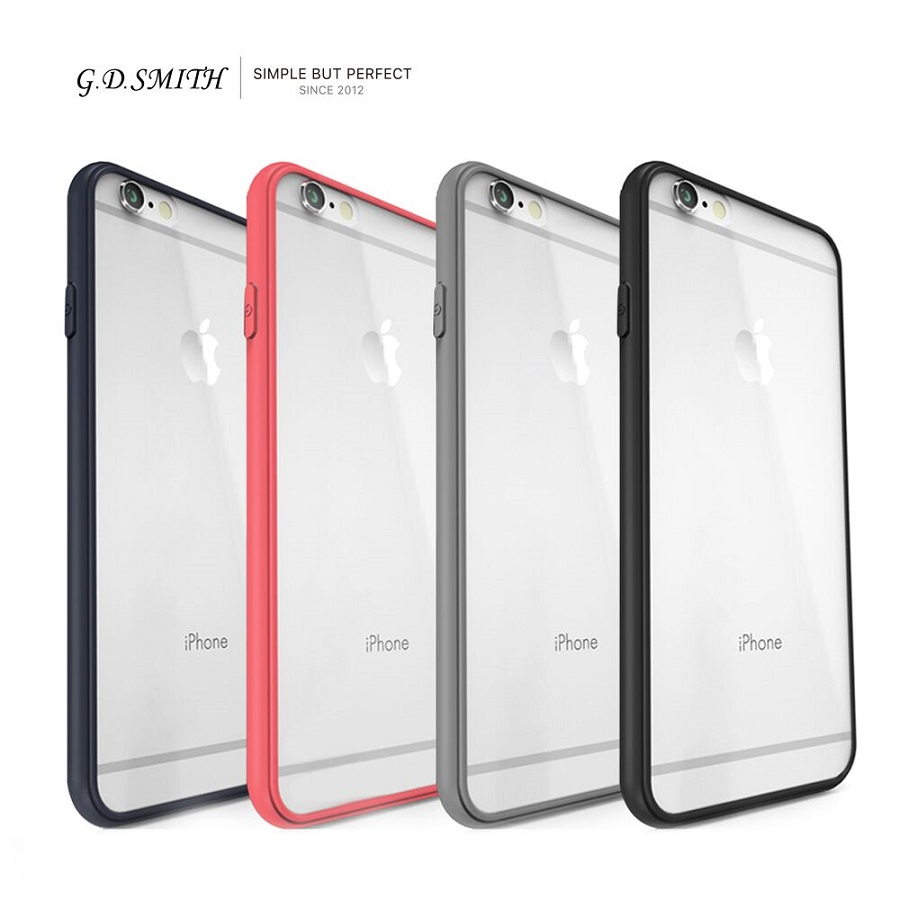 G.D.SMITH Luxury Cover Case for iPhone 6 Plus 6S Plus Slim 0.38mm Phone Case For Apple iPhone 6S Plus 5.5 Inch 2016 New Arrival(China (Mainland))