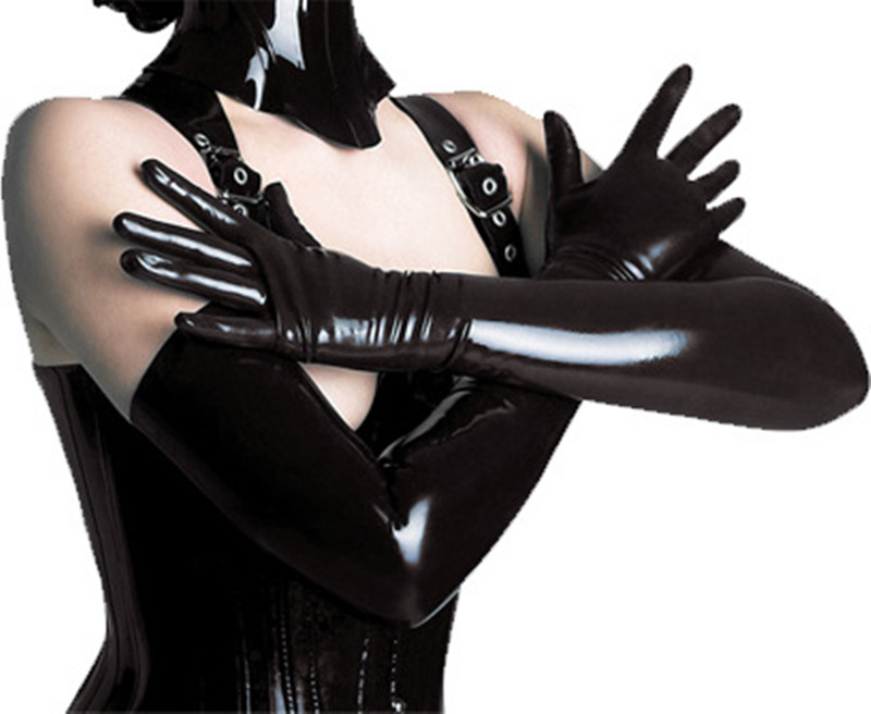Can suggest Fetish opera gloves for the
