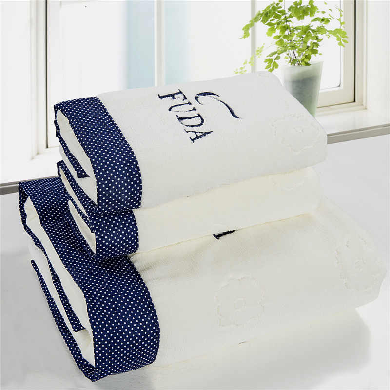 CRYSTAL Cheap Beach Egyptian Cotton Towel Set Wholesale Best Personalized Luxury Embroidered Bath Towels for Adults beach towel(China (Mainland))
