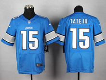 100% Stitiched,Detroit Lions,Calvin Johnson,Barry Sanders,Matthew Stafford Golden Tate III(China (Mainland))