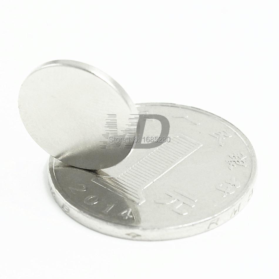 Гаджет  100pcs Neodymium N35 Dia 15mm X 1.5mm  Strong Magnets Tiny Disc NdFeB Rare Earth For Crafts Models Fridge Sticking Free Shipping None Строительство и Недвижимость