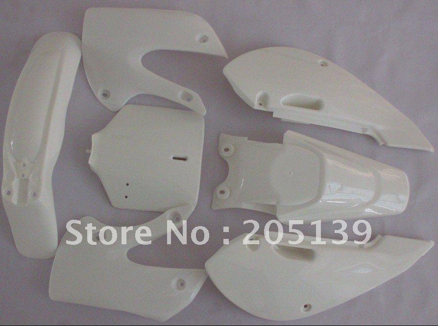 motocross Dirt bike parts full plastic for MOTORCYCLE MOTO KAWASAKI klx 110 KX65(China (Mainland))