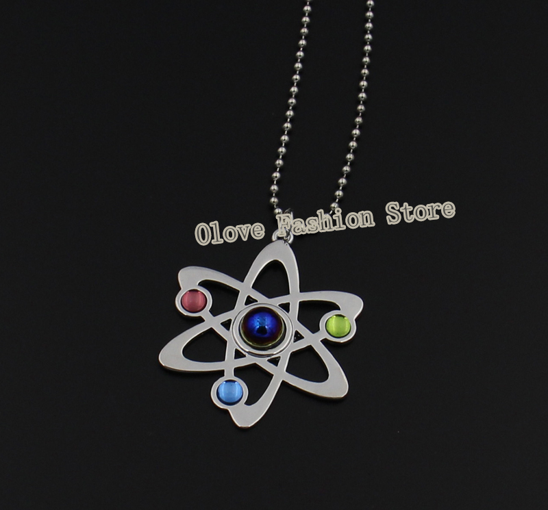popular atom necklace buy cheap atom necklace lots from