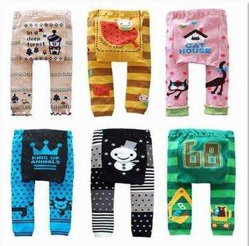 18pcs/Lot Free Shipping Sweet kids Leggings toddler Tights pants Baby leg warmer babys PP Pants,baby clothes!!