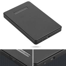 "External Enclosure for Hard Disk Usb 2.0 Sata Durable Portable Case Hdd 2.5"" Inch Support 2TB Hard Drive high quality(China (Mainland))"