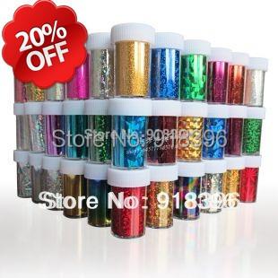 60 Rolls/lot New Nail Art Transfer Foils Set Free Adhesive Acrylic Gel  Nail Art Sticker Tips Decoration Beauty Nail Art