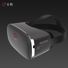 2016 Deepoon E2 120FOV 75HZ Immersive 3D Virtual Reality Headset for PC IPD Adjustable Private Video Game VR Headset HDMI 1080P