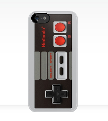 Best nes controller white cover case for Iphone 4S 5 5S 5C 6 Plus for Samsung galaxy S3 S4 S5 S6 S7 edge Note 2 3 4 5(China (Mainland))
