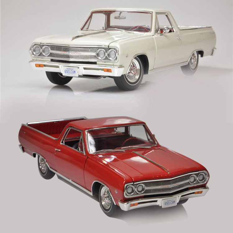 1:18 GMP Chevy El El Camino America Chevy pickup car model Camino