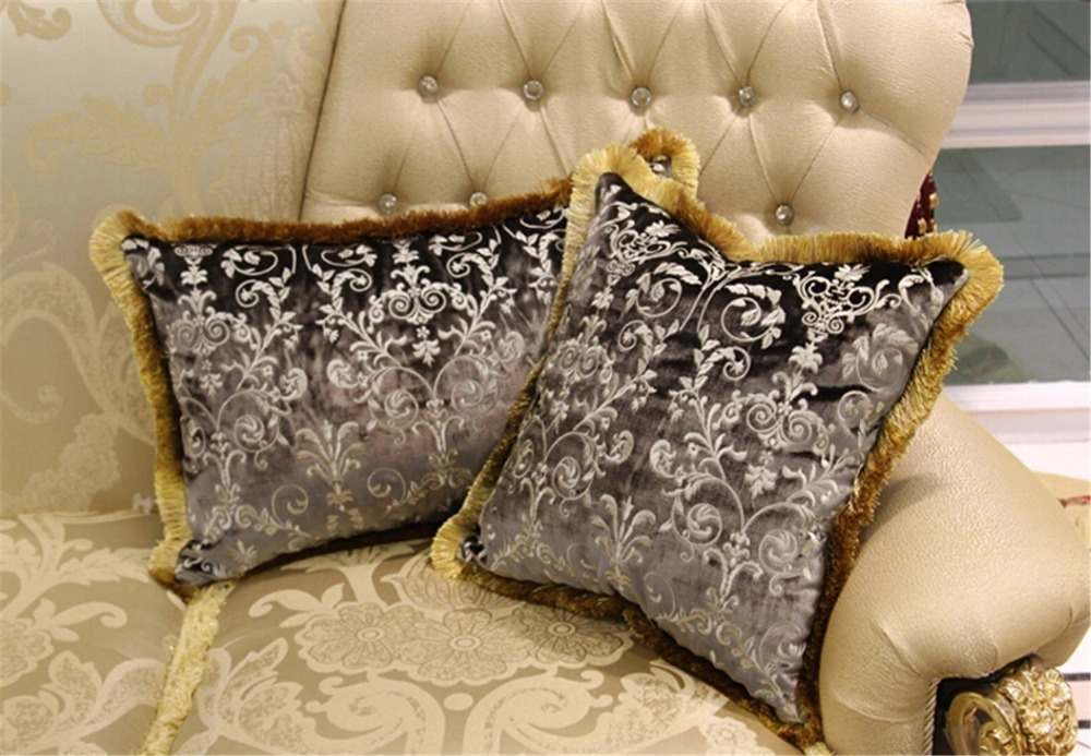 Luxury 2014 Baroque Fashion Flannelet Embroidered Ofhead