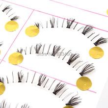 Charm Handmade Natural Lower False Eyelashes Under Eye Lashes Eyelash Makeup