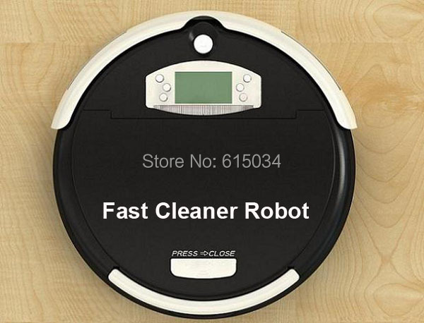 (Free Shipping For Malaysia Buyer)4 In 1 Multifunctional Robot Vacuum Cleaner, wet and dry cleaning,Touch Button,Schedule(China (Mainland))