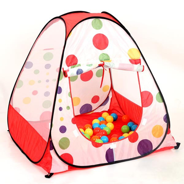 Childern kids Playing In&Outdoor Pop Up House Play Game Tent baby playhouse Castle Canopy toy multi-function(China (Mainland))