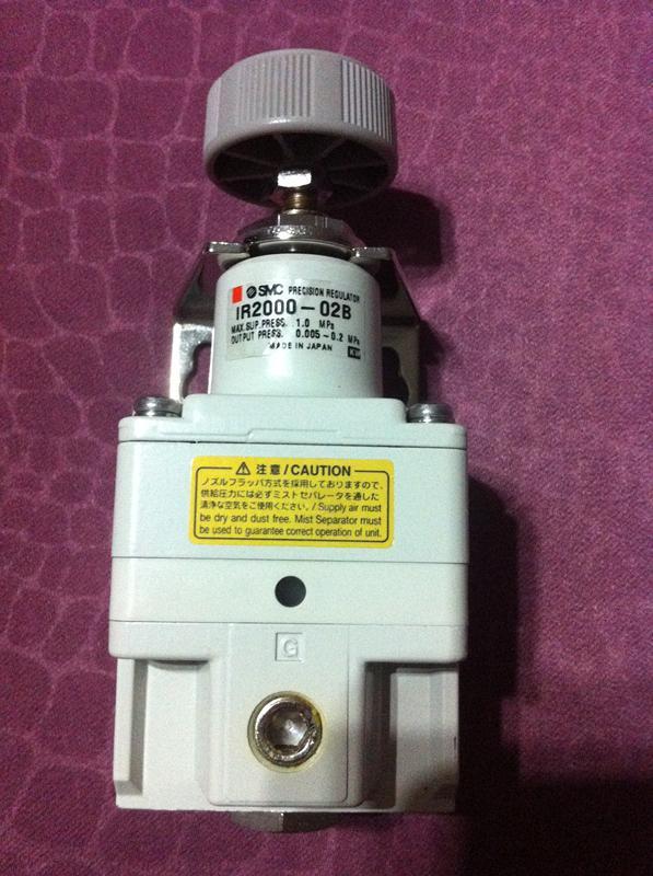 // IR2000-02B new original authentic SMC Precision pressure regulator<br><br>Aliexpress