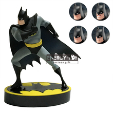 Buy Cartoon THE Animated Series Batman Artfx Statue 52 PVC Action Figure Doll Model Toy 18cm for $23.75 in AliExpress store