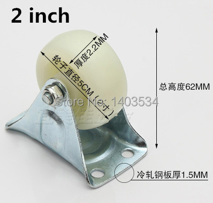 Гаджет  2 inch directional wheel furniture caster wheel None Мебель