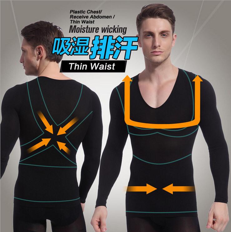 Мужская корректирующая одежда OEM SSY032 NY104